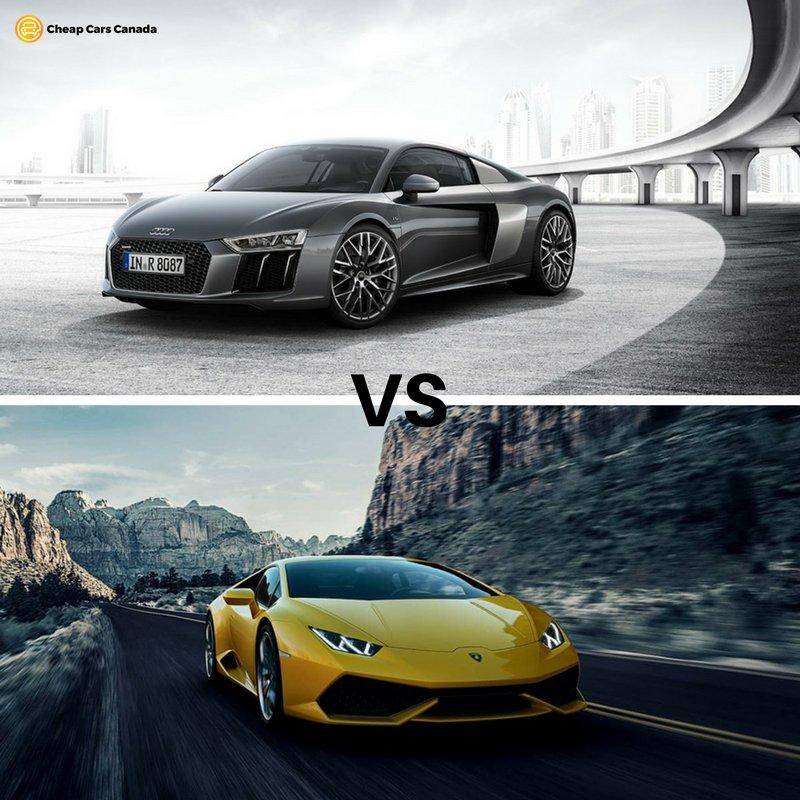 Lamborghini, Audi, Audi Canada And Audi Sport