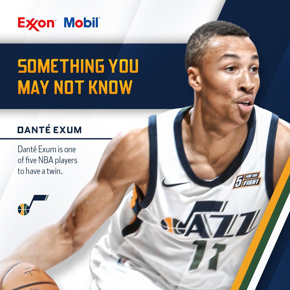 Utah Jazz On Twitter Dante Exum Is A Twin His Sister