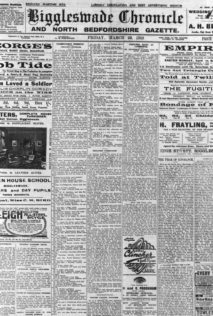 The British Newspaper Archive on Twitter: \