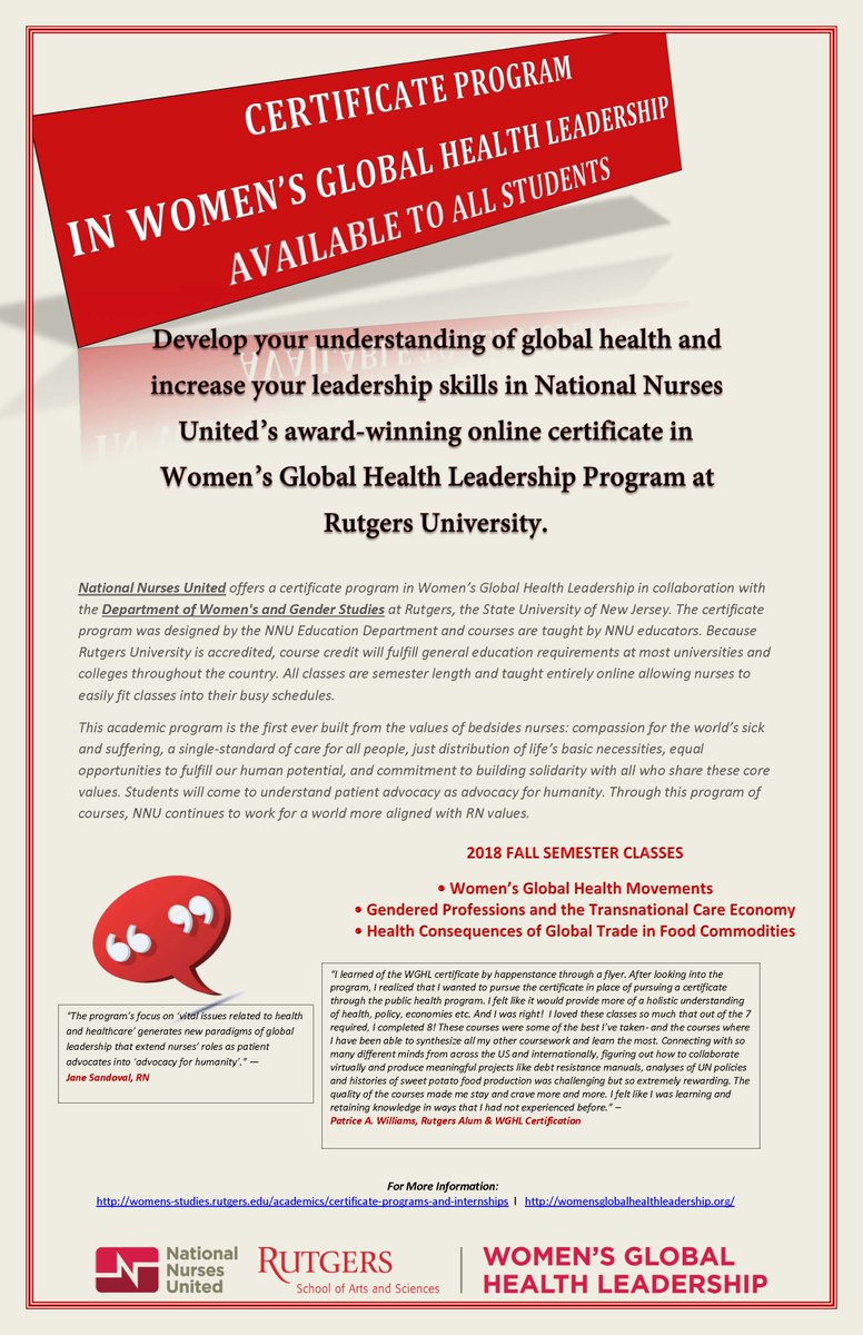 Wgsrutgersu On Twitter Did You Know That Wgs Offers A Innovative