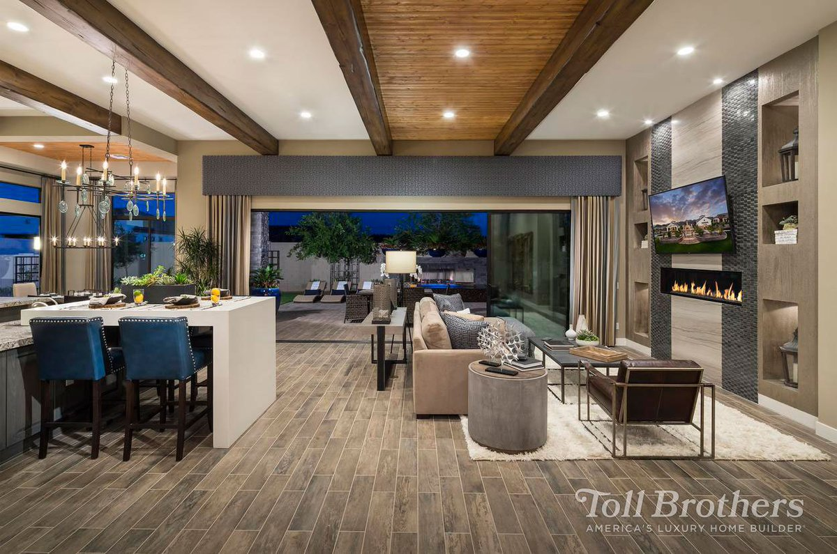 """Loving This Open Concept By Tollbrothers: Toll Brothers, Inc. On Twitter: """"Today's #BestofToll Photo"""