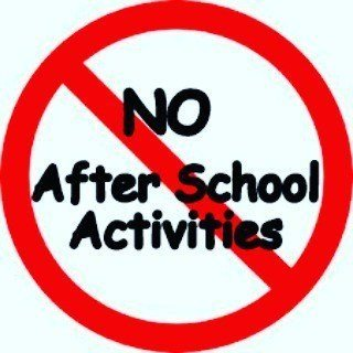 Image result for no after school care