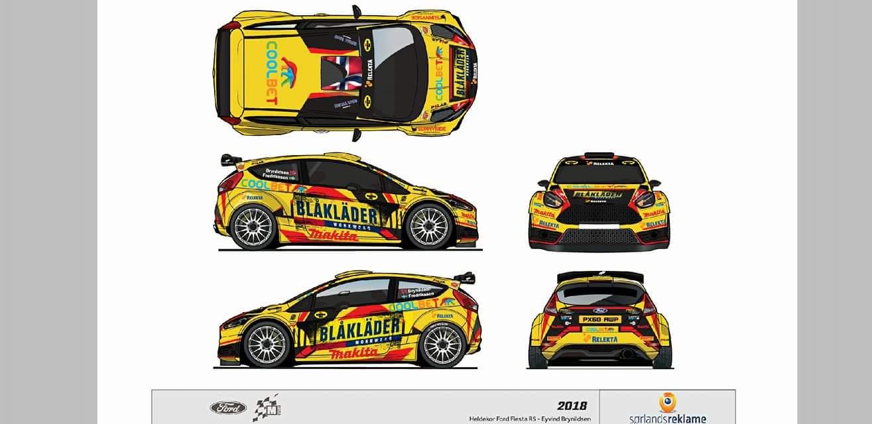 FIA European Rally Championship: Temporada 2018 - Página 6 DZeOp4KXkAEYDku