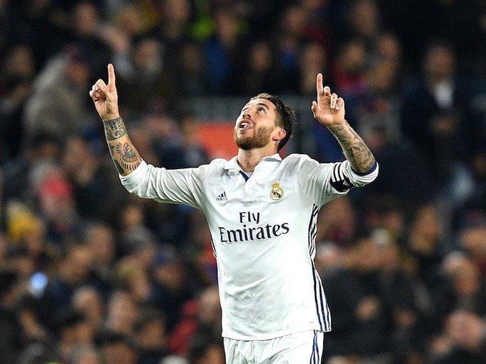 Happy birthday, Sergio Ramos.