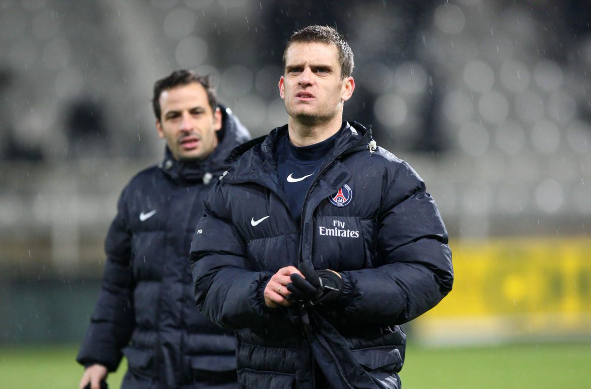 Coupe de la Ligue. PSG-Monaco : l'avant-match de Giuly et Rothen https://t.co/0XVMT1ii8D