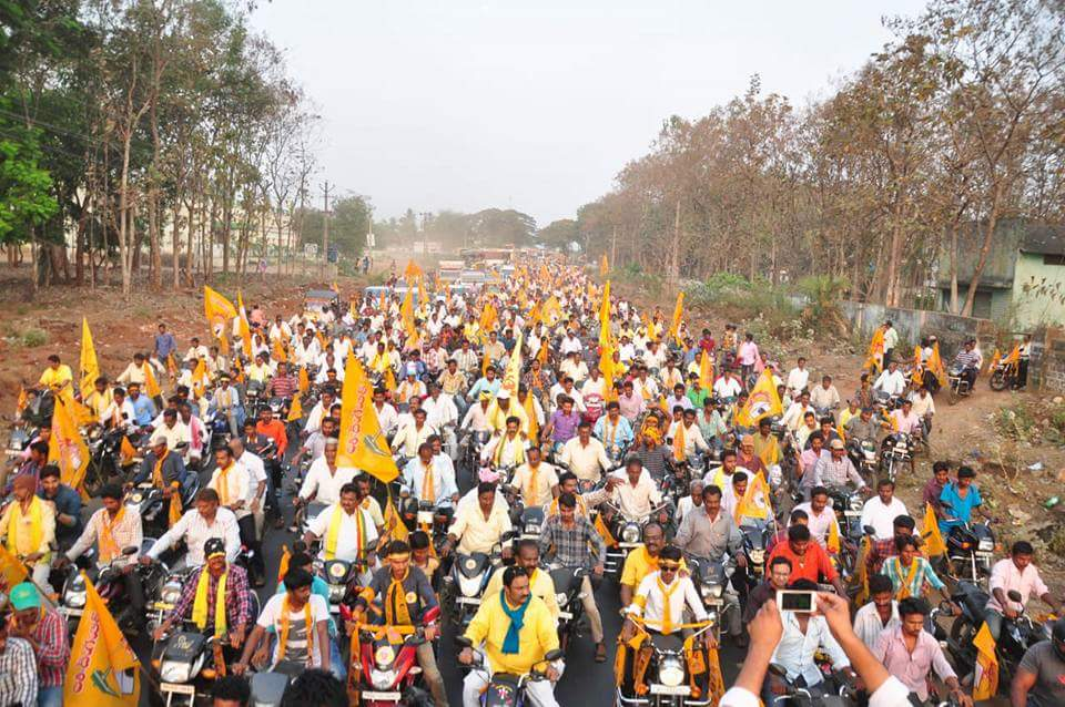 Image result for tdp crowd
