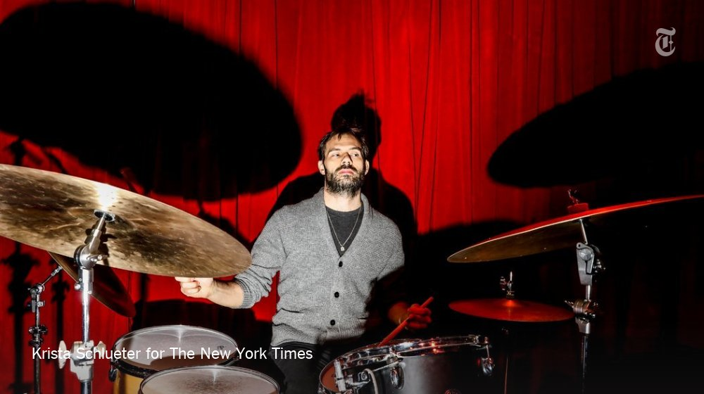 Dan Weiss's Starebaby mines the loud ground where jazz and metal meet https://t.co/pFwAPhJ9uc https://t.co/Xs0TqHHyxo