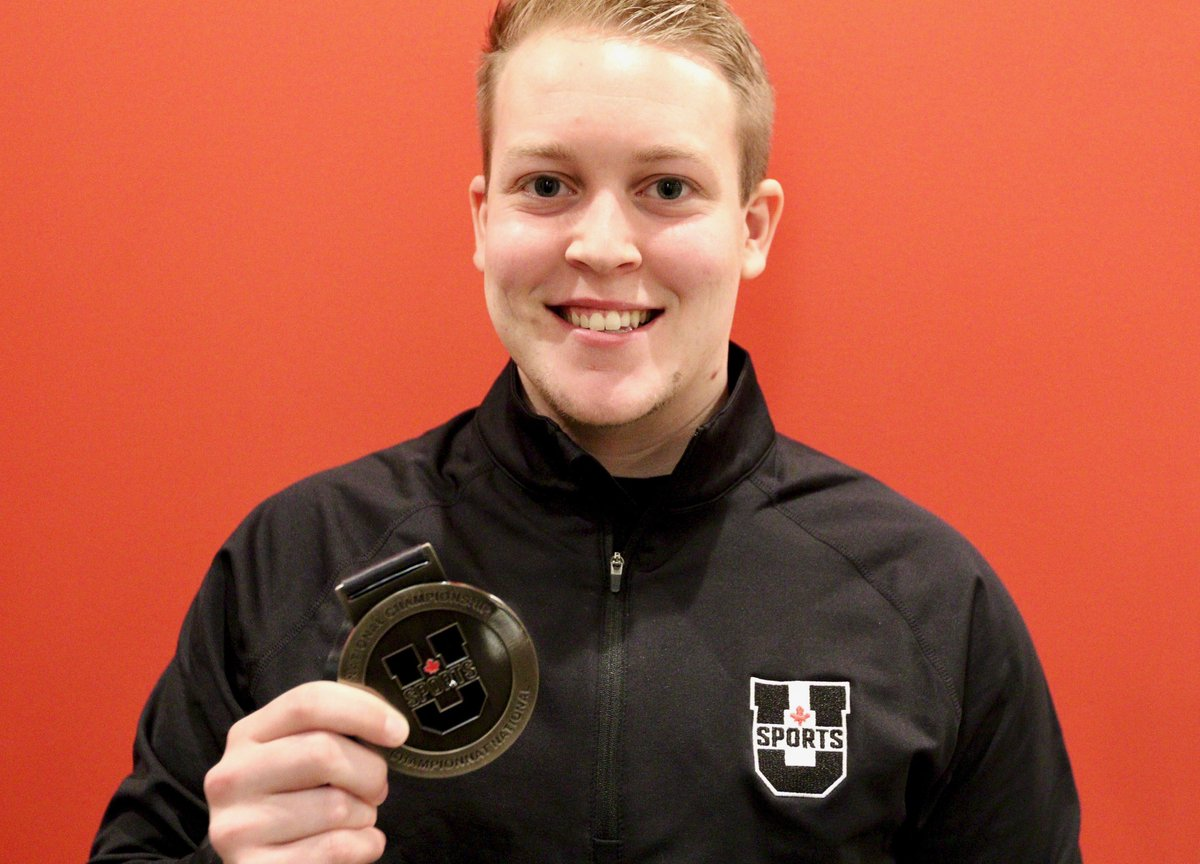 Fresh off a silver-medal finish at the  USPORTS Curling championship in  Leduc f4afab6f0