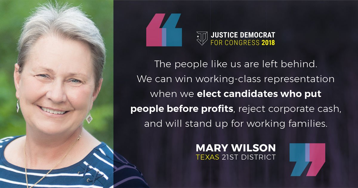 Justice Democrats on Twitter: