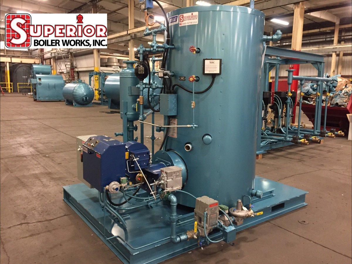 Superior Boiler on Twitter: \