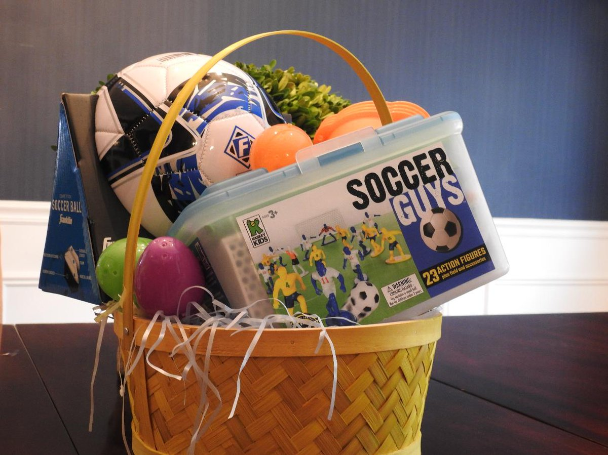Kaskey Kids On Twitter Sports Themed Easter Baskets For