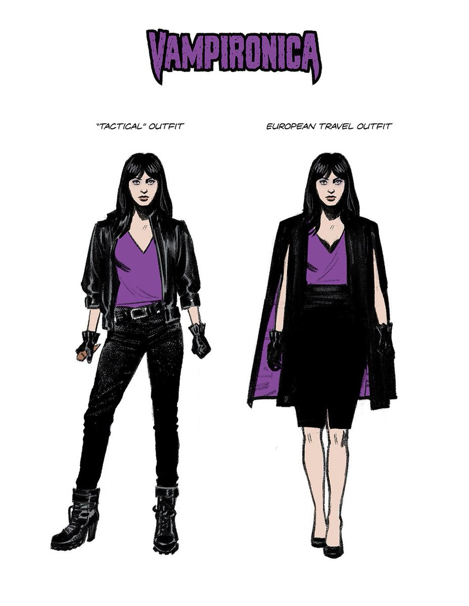 archie comics on twitter dont cross veronica lodge read vampironica 1 now httpstcoau372mvs7o