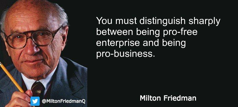Milton Friedman At Miltonfriedmanq Twitter