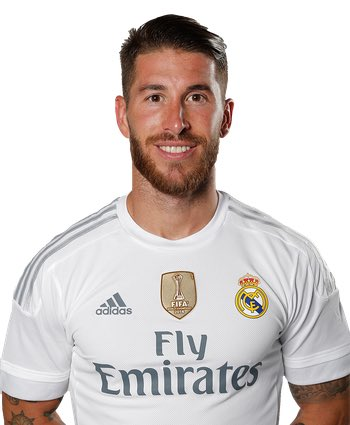 The Real Madrid defender turns 32 today.