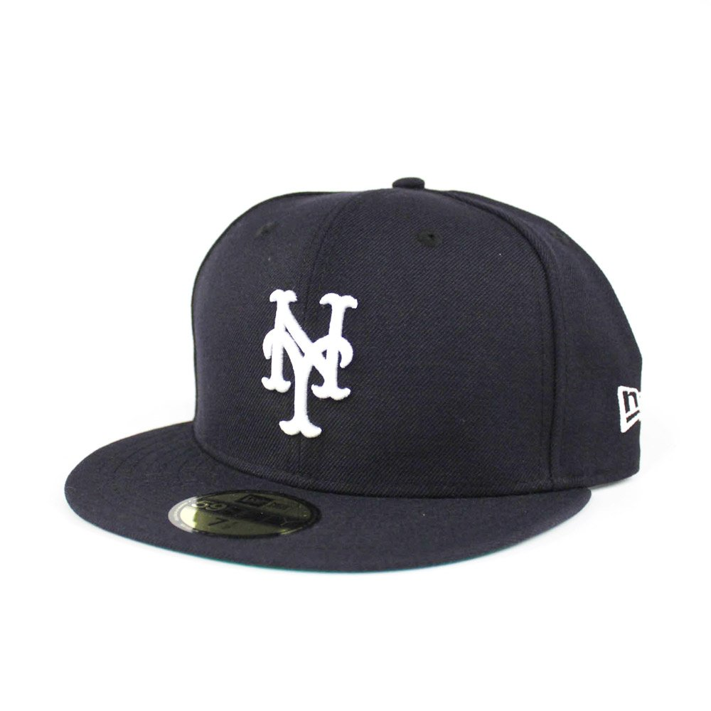 fb2d4b37a ... cheap ecapcity new york mets new era 59fifty fitted hats navy green  under brim ny yankees