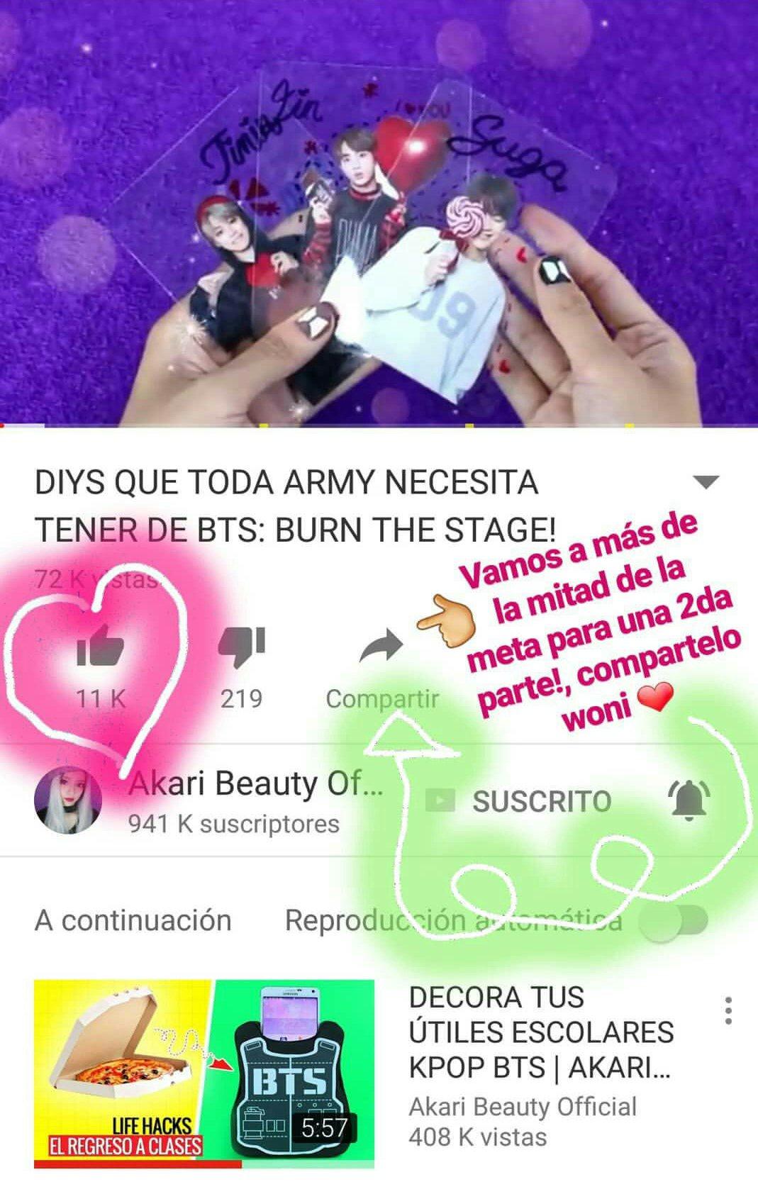 Akari Beauty Oficial V Twitter Vamos A Mas De La Mitad De La Meta Para Una 2da Parte Comparte Woni Https T Co 5h80f2pazk