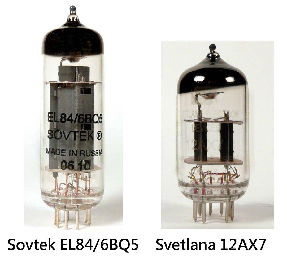 Sovtek New QUAD 12AX7LPS 12AX7 Fully Tested Pre-Amp Tubes