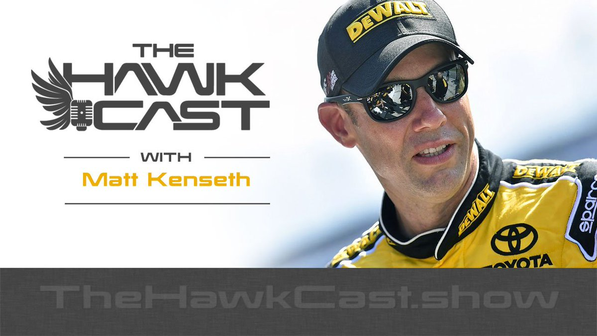Wisconsin native and #Packers fan @mattkenseth | 20 Years In #NASCAR - E136: goo.gl/QioRTy #HawkCast