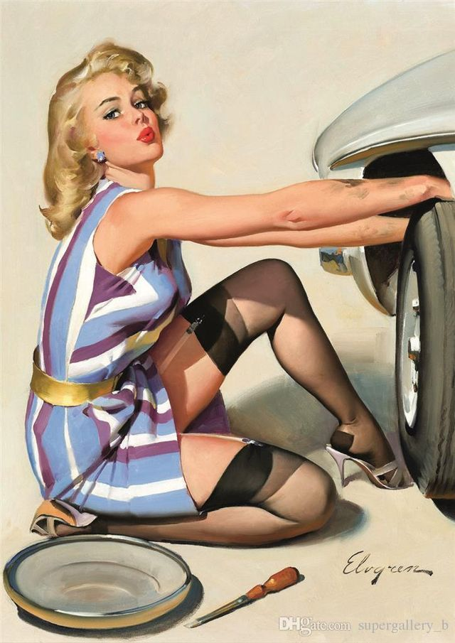 RT @bust_magazine: Do you know the history of pin-up...