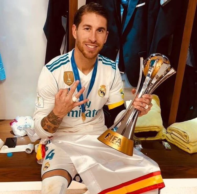 Happy Birthday Capitán Sergio Ramos