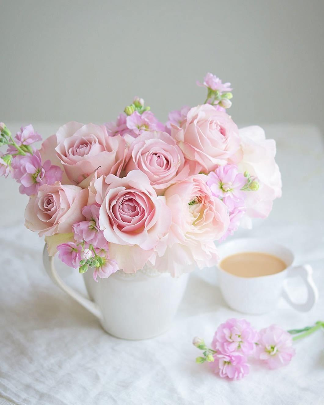 Красивые фото цветов доброго утра приемам лепки