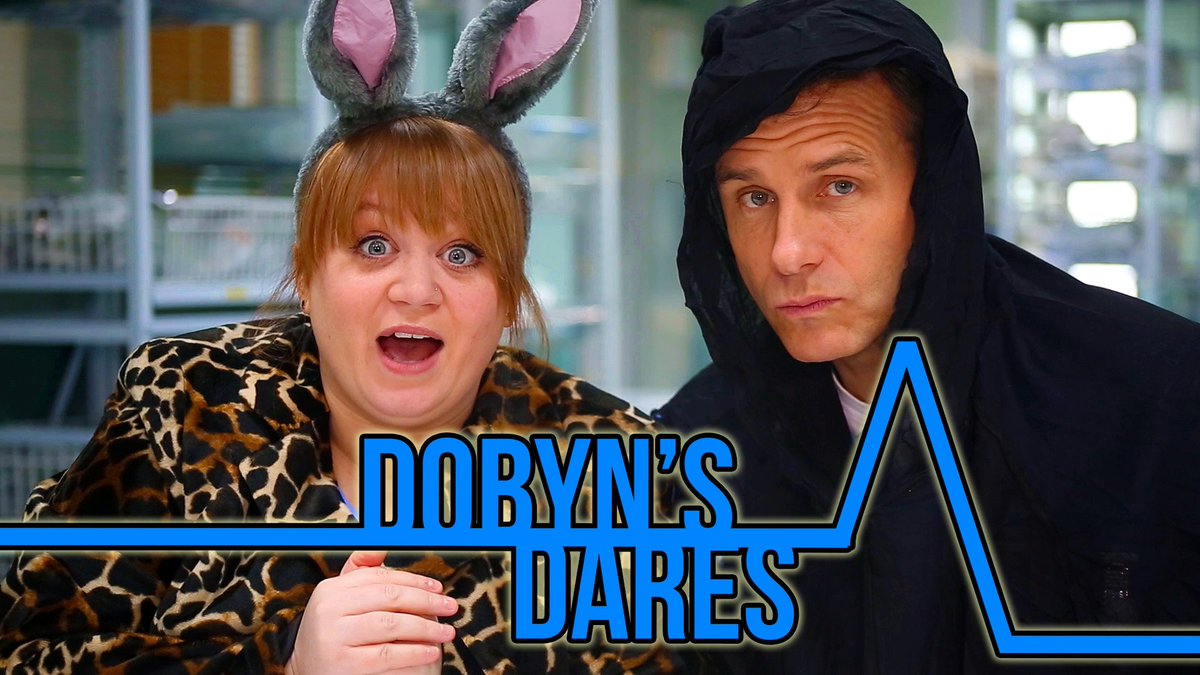 Casualty: 'DOBYN'S DARES'