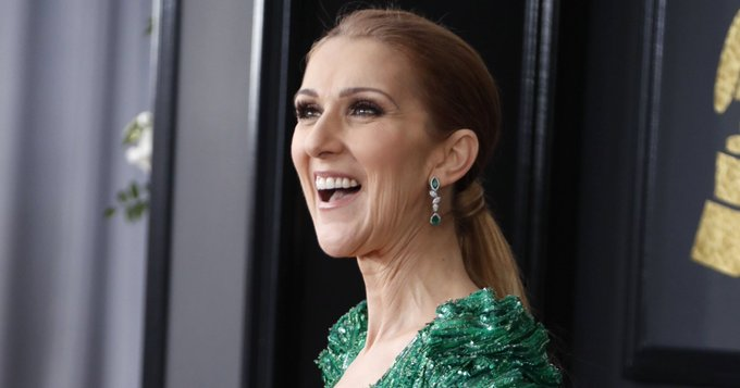 Happy Birthday Celine Dion, you\re 50 and fabulous!