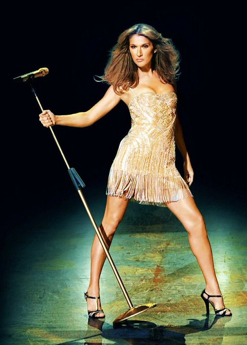 2018  Today is the DAY Happy 50th Birthday Céline Dion