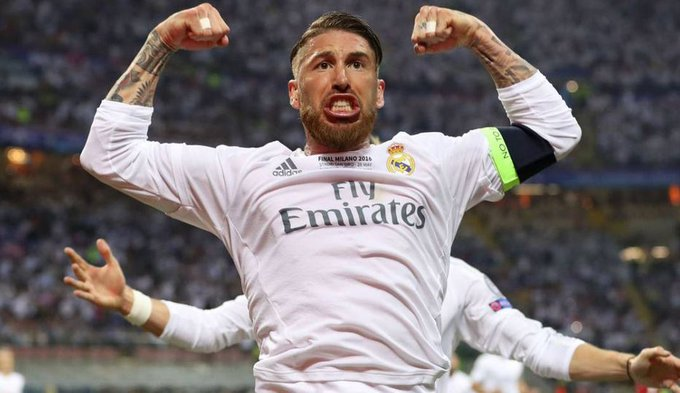 Happy birthday to Real Madrid and Spain captain Sergio Ramos, who turns 32 today!