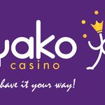 Image for the Tweet beginning: Sign up at Yako #Casino