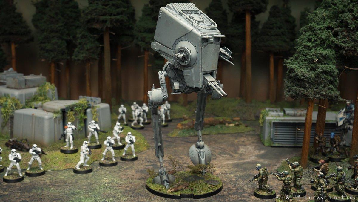 """Résultat de recherche d'images pour """"AT-ST de Star Wars"""""""