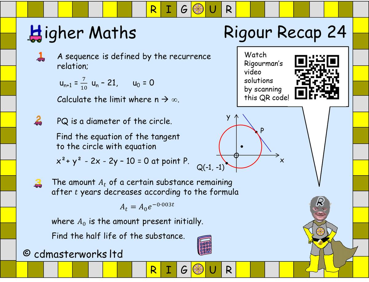 Rigour Maths on Twitter: