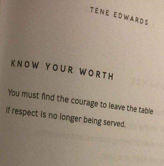 """56 Best Respect Quotes With Images You Must See: Mark Hill MBE On Twitter: """"Know Your Worth You Must Find"""
