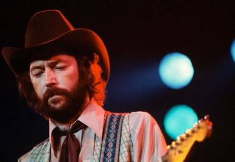 Happy 73rd Birthday to one of the greatest guitar players in the world, Eric Clapton !