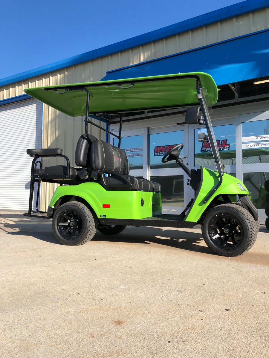 Street Legal Electric Carts >> Overkill Motorsports On Twitter Easter Special 2018 Star