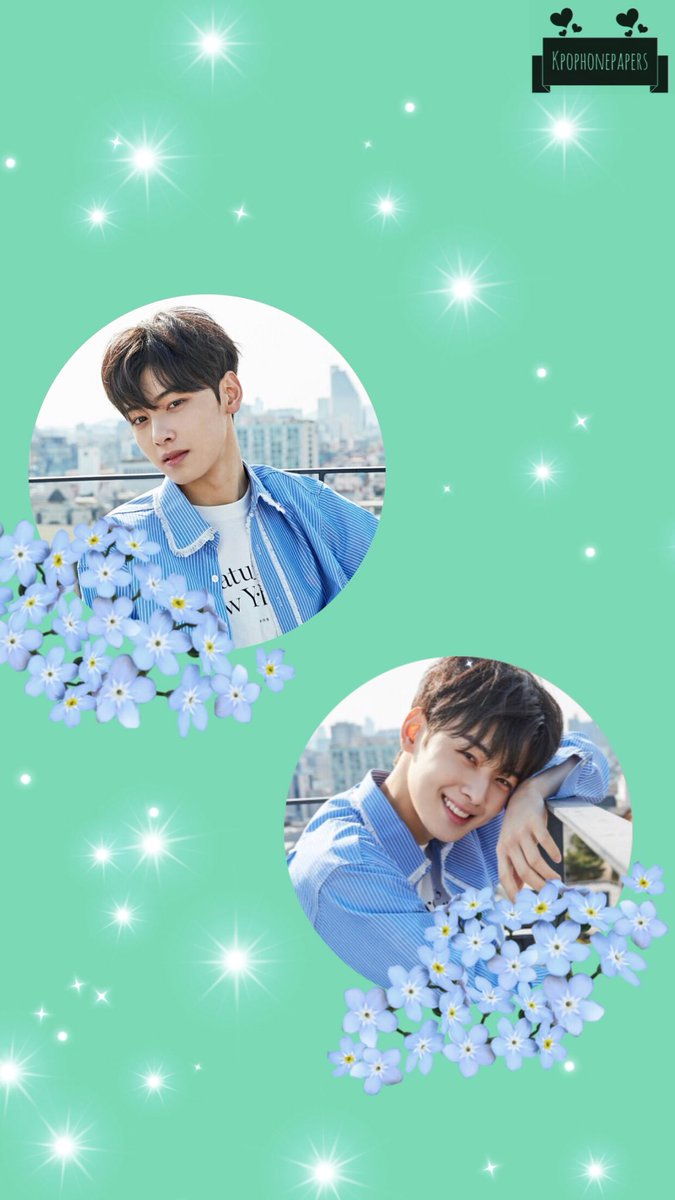 Idol Wallpapers On Twitter Cha Eunwoo Lockscreen
