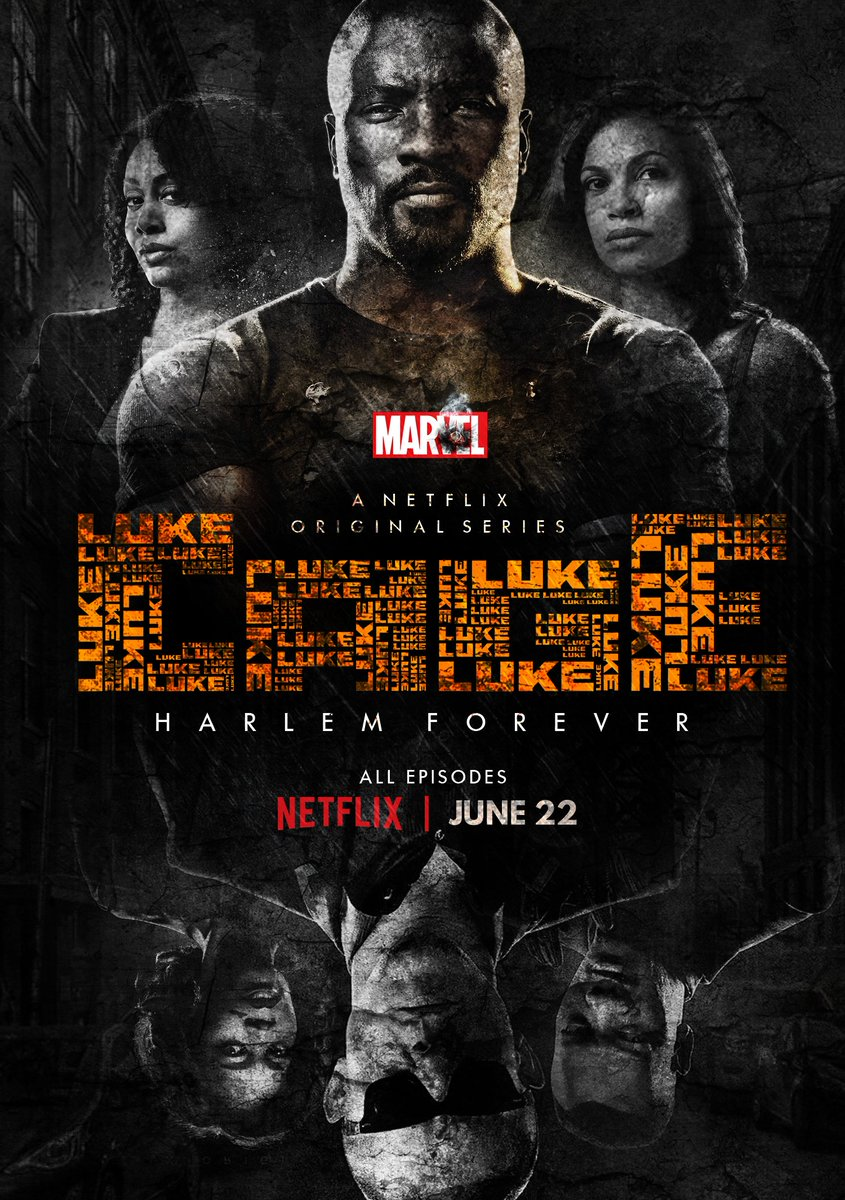 Image result for Luke Cage Season 2 poster