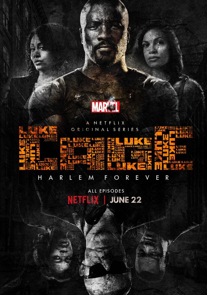 Image result for Luke Cage Season 2 poster
