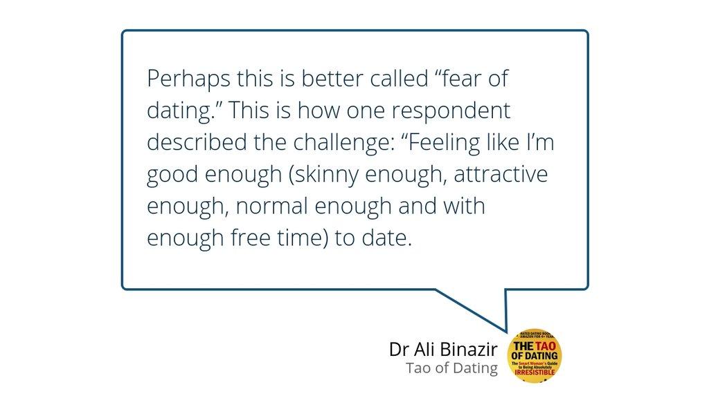 Dr ali binazir tao dating book