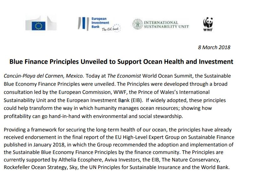 oceans support essay Igniting public support for a global network of marine protected areas learn more subscribe now our mission mission blue inspires action to explore and protect the ocean.
