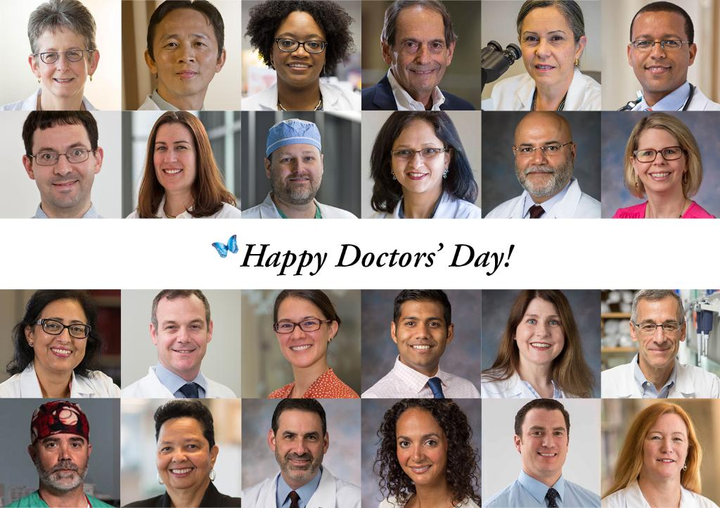 Nationwide Childrens Hospital On Twitter Happy Doctors Day To All Of The Incredible Physicians Who Provide Lifesaving Care For Our Patients Every