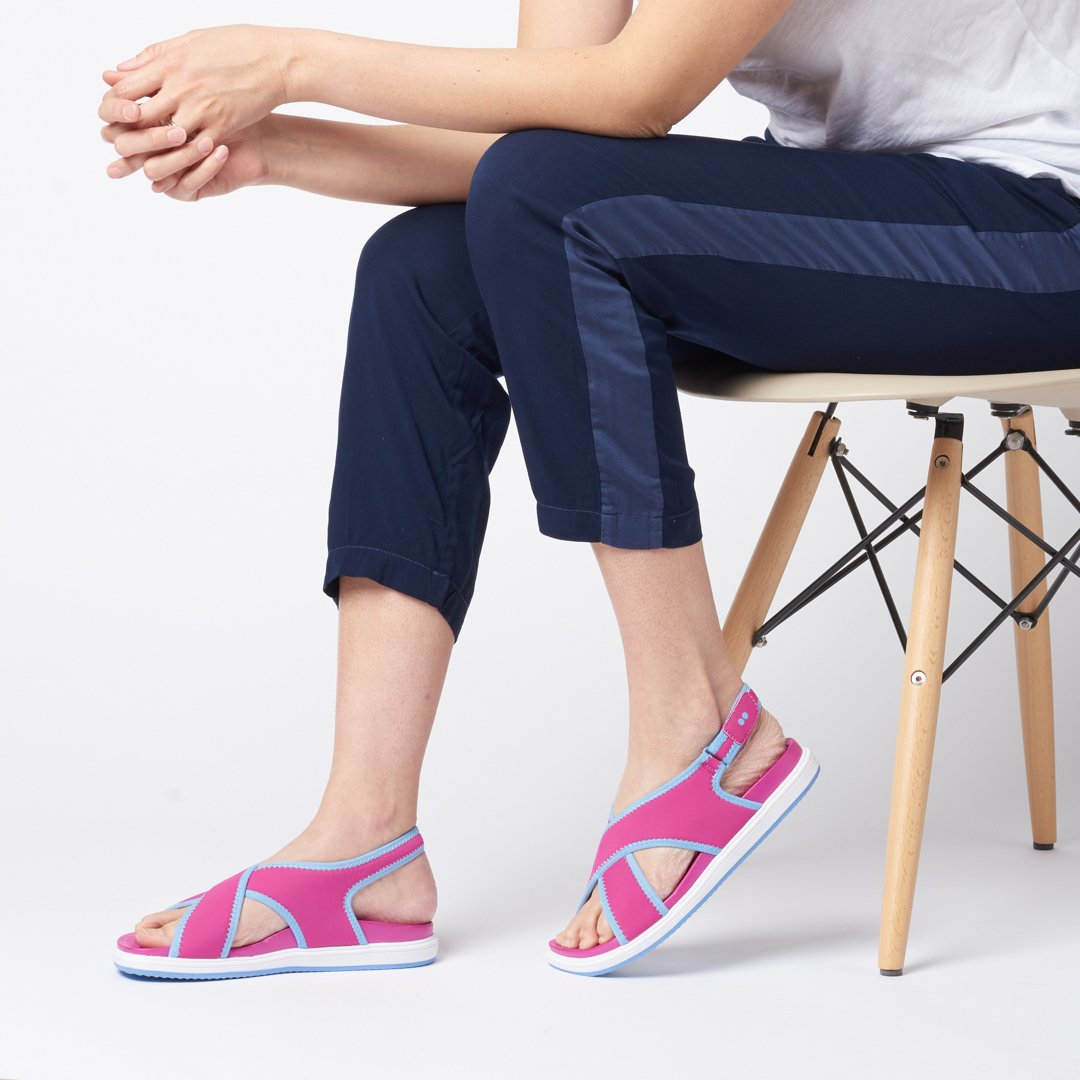 relax in the season's top sport sandal