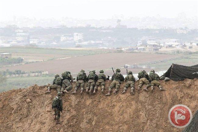 Israel desplegó 100 francotiradores israelíes en la frontera de Gaza. Los  resultados prometidos están a la vista  baño de sangre en Gaza ... 33ea9dd8625
