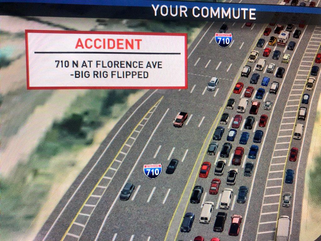 710 fwy traffic