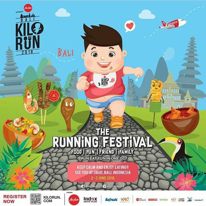 Kilo Run Bali • 2018