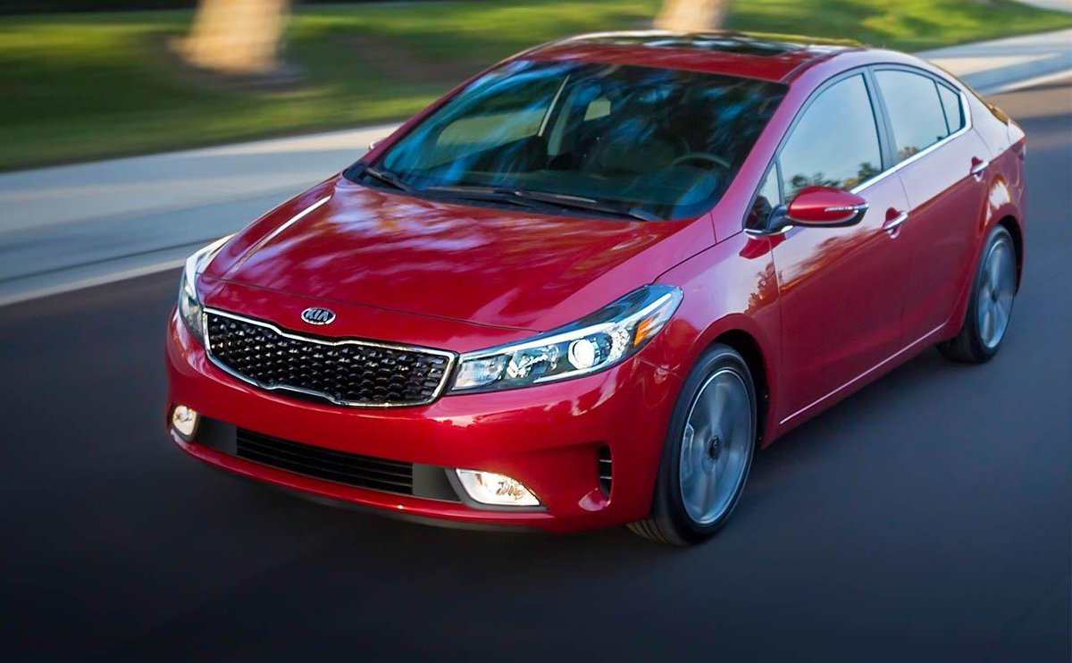Plaza Kia On Twitter See And Be Seen In A Forte Illuminate Headlight The Road With Available High Intensity Discharge Headlights Led Positioning Lights