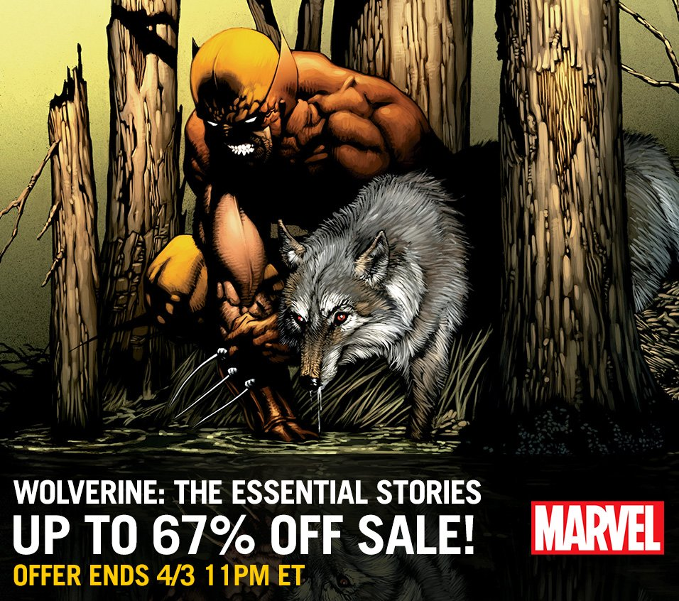 Explore all the essential Wolverine reads in our Marvel Digital Comics sale! Shop now: https://t.co/paWh2RhQgt https://t.co/YPAV5yrsT2