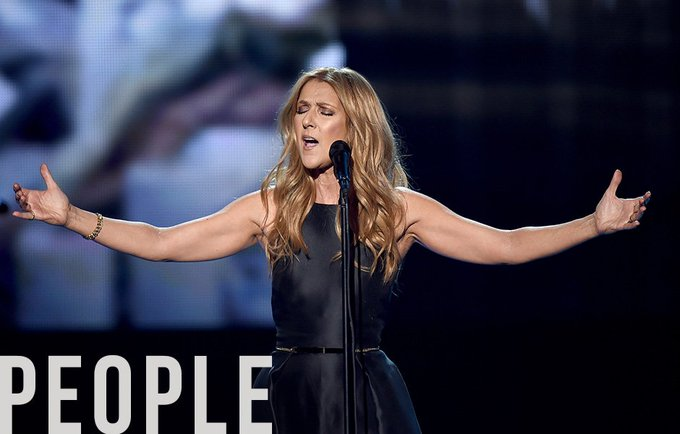 Happy birthday Celine Dion At 50 a new life as a fashion icon