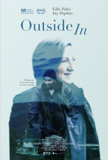 Go check out OUTSIDE IN this weekend from the great @lynnsheltonfilm starring @jayduplass & Edie Falco