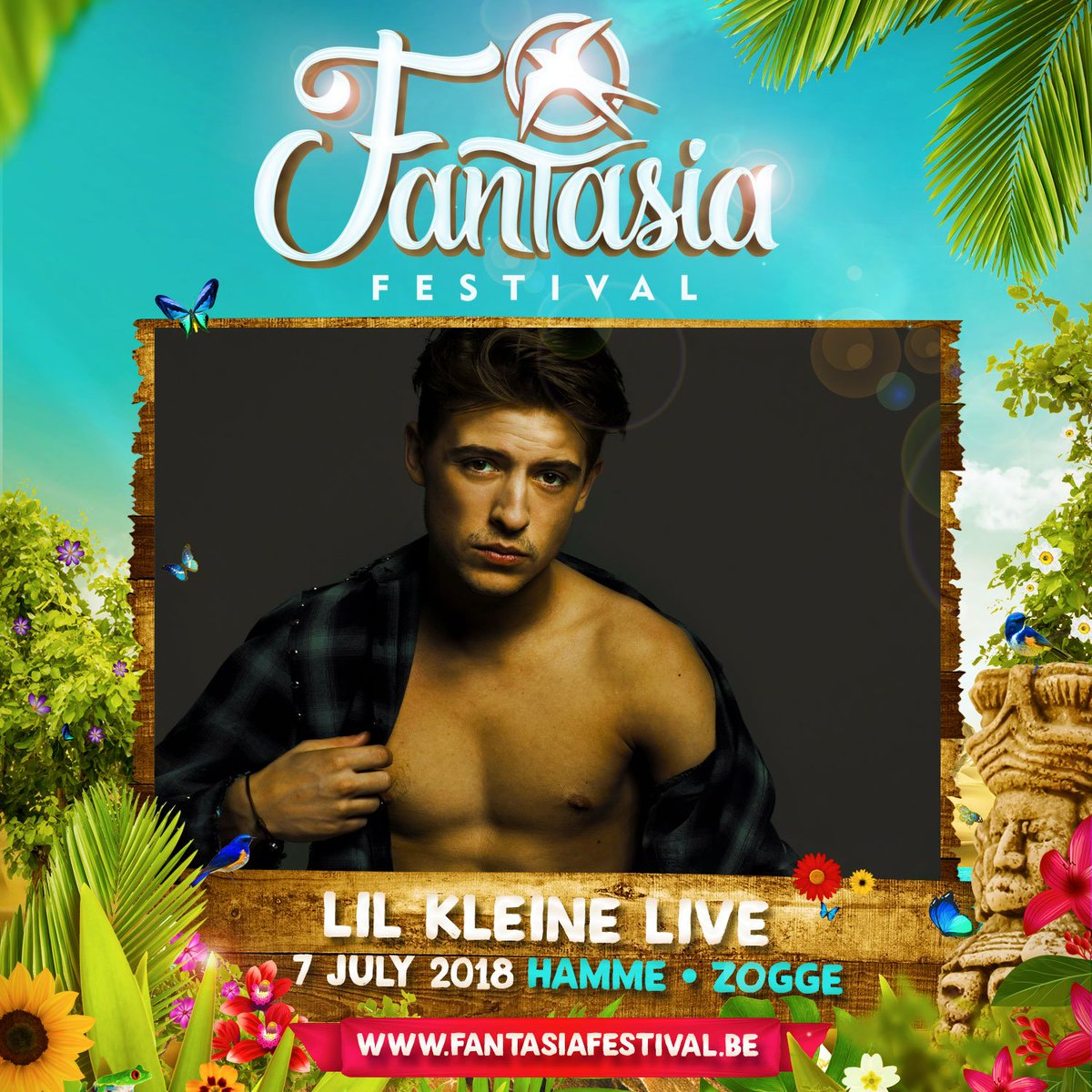3ca9b2294 Scream and shout for Lil Kleine Live Tickets   http   www.fantasiafestival.be tickets  FantasiaFestival2018  spreadtheword   share  tagpic.twitter.com  ...